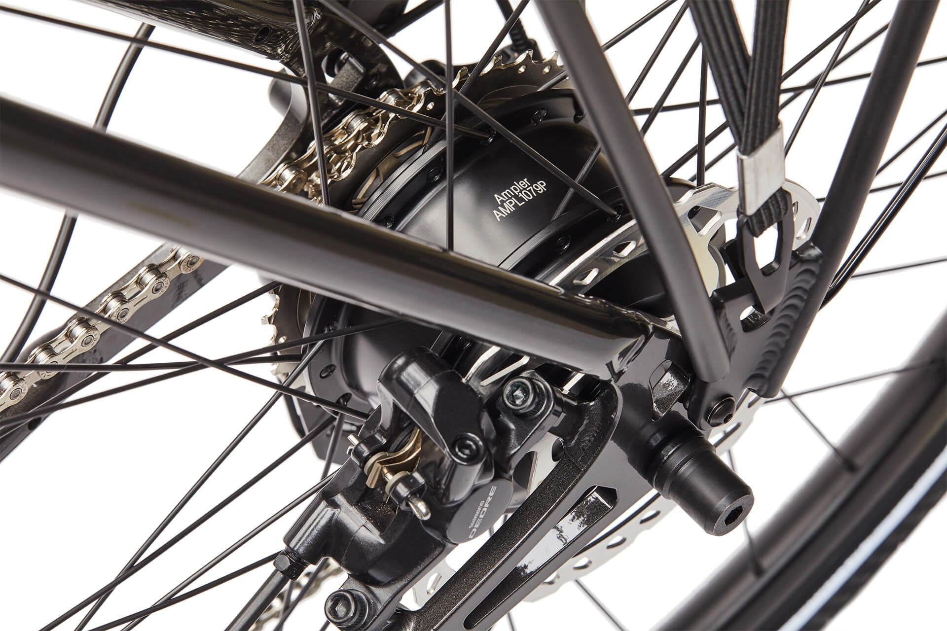 the ampler rear motor