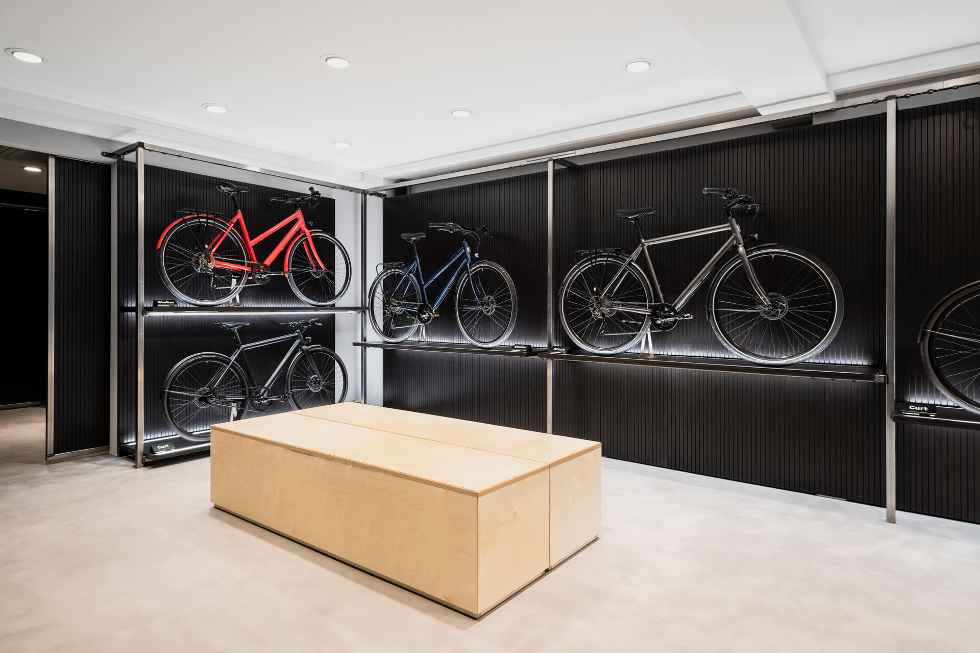 Ampler Showroom Cologne