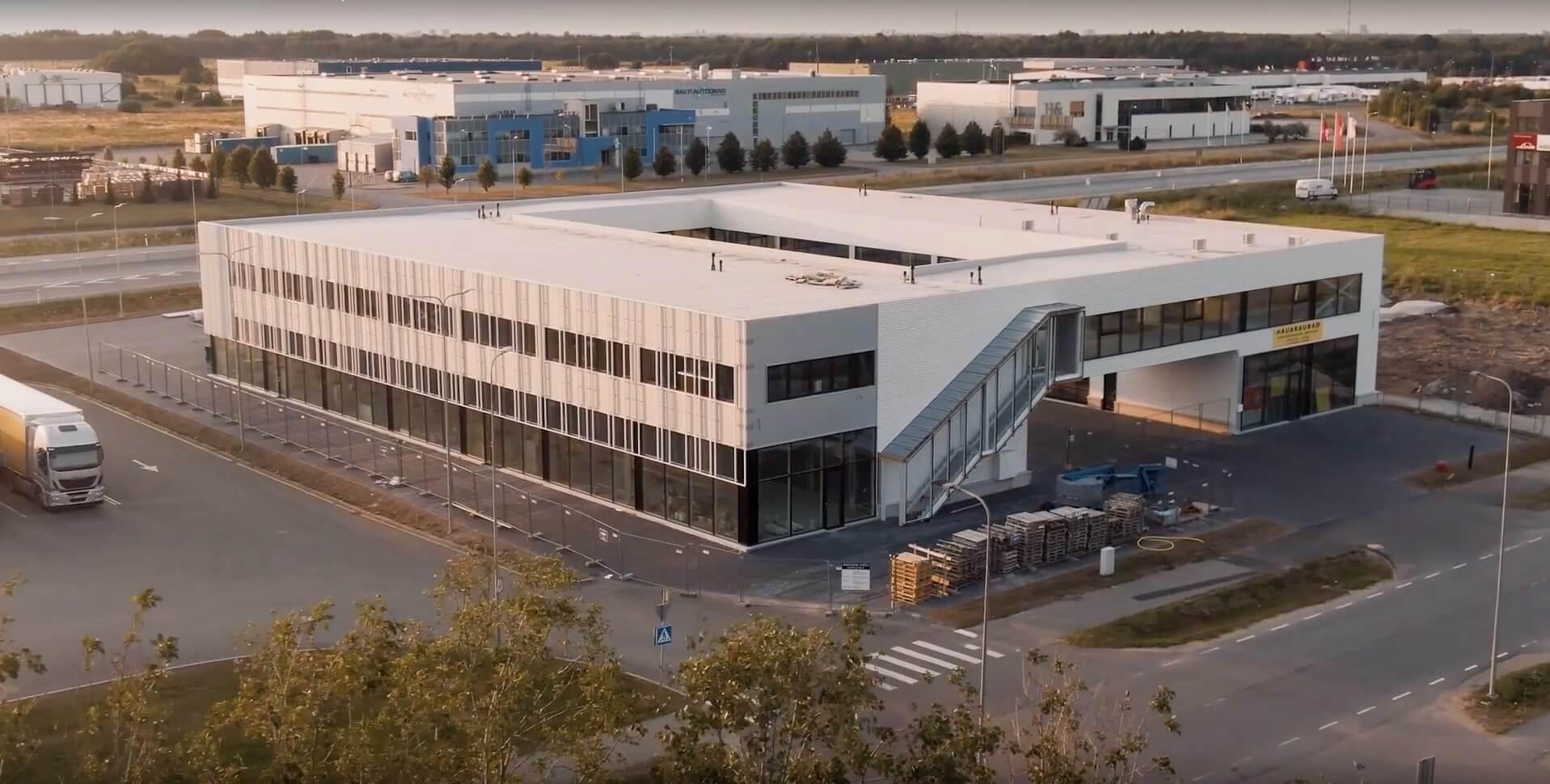 ampler fabrik in estland